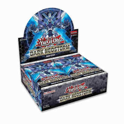Yugioh TCG Dark Neostorm Booster Box 1st Edition Sealed (24 Packs) Yu-Gi-Oh!
