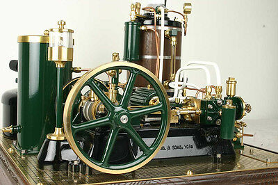 Model Steam Engine Plans &  Lathe Projects Cd +Free Dvd