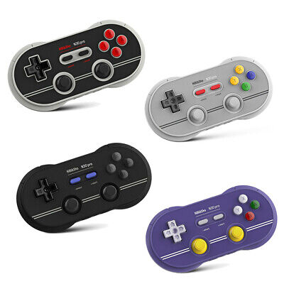 8Bitdo N30 Pro2 Bluetooth Controller Joystick for PC/Switch/Android/macOS/Steam