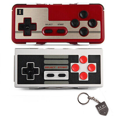 8Bitdo NES/FC30 Wireless Controller Gamepad for Nintendo Switch/Android/macOS