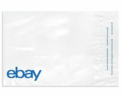 eBay-Branded Poly Mailers Plastic Envelopes Shipping Bags