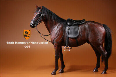 "Mr.Z Animal 12/"" Soldier Action Figure Germany Hanoverian Race War 1//6 Horse Toys"