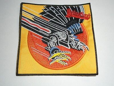 Judas Priest Screaming For Vengeance Embroidered Patch