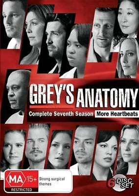 Grey's Anatomy : Season 7 DVD