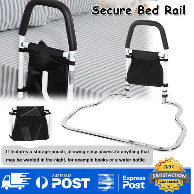 Secure Bed Rail Bedroom Safety Fall Prevention Handrail for Elderly and Pregnant
