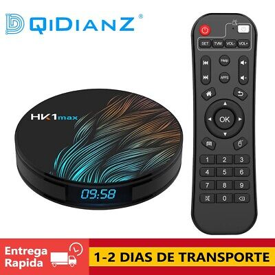 DQiDianZ HK1MAX Android 9.0 2GB 4GB+16GB 32GB 64G RK3328 Quad-Core Smart TV BOX