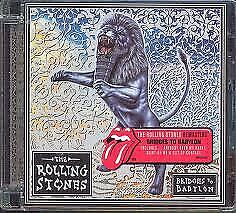 """CD THE ROLLING STONES """"BRIDGES TO BABYLON -REMASTER-"""". New and sealed"""