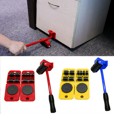 Heavy Furniture Shifter Lifter Wheels Moving Kit Slider Mover Move Removal UK