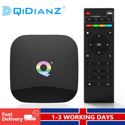 TV BOX,DQiDianZ 2GB+16GB Android 9.0 HK1MAX RK3328 Quad-Core Smart TV BOX