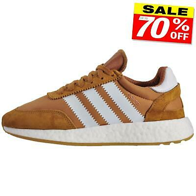 Mens Adidas Originals Iniki I-5923 Boost Retro Running Sneakers Trainers