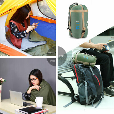 OUTAD Sleeping Bag Lightweight Portable Waterproof Comfort for Camping Hi ◎FM
