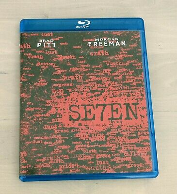Se7en / Seven - Bluray - REGION FREE US IMPORT