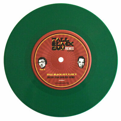 "Tall Black Guy - Tall Black Guy X Jay​-​Z // Vinyl 7"" limited on Coloured vinyl"