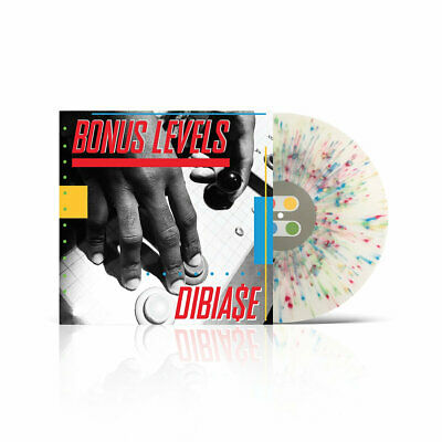 DIBIA$E - Bonus Levels // Vinyl LP limited on Splatter Vinyl