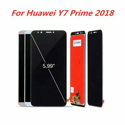 Per Huawei Y7 Prime 2018 LCD Display Touch Screen Digitizer Sostituzione