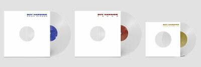 "Boy Harsher - Careful Remixes, etc. // 2x12"" + 7"" Vinyl ltd to 300 on White"