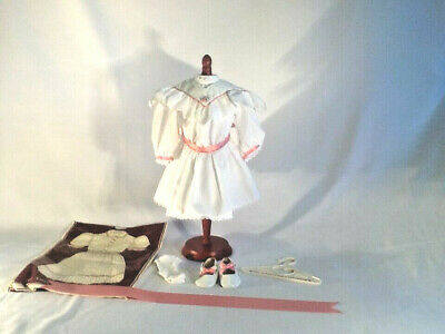 American Girl Samantha's Pleasant Company tagged 1989 TEA PARTY OUTFIT Complete