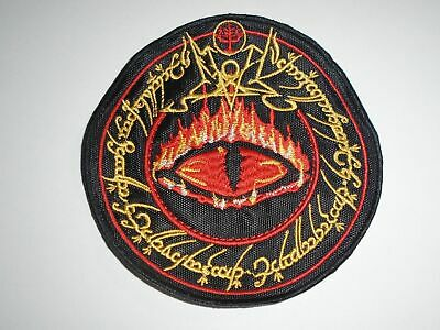 Summoning Atmospheric Black Metal Embroidered Patch