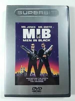 Men in Black, Superbit Collection, DVD Movie, Like New