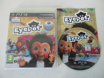 EYEPET Playstation 3 PS3 Complete CIB TESTED MINT Fast Shipping Worldwide!!!