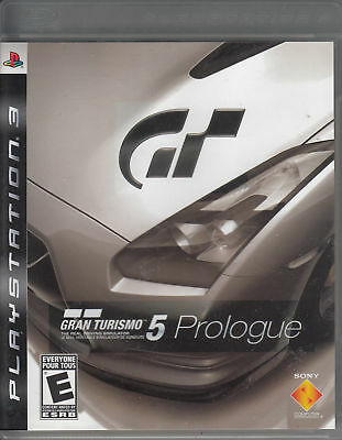 Gran Turismo 5 Prologue PS3 TESTED disc only Fast Shipping Worldwide!!!