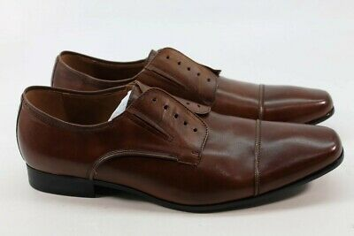 8b5f7b8ae9a STEVE MADDEN MEN'S Gable Oxford, tan Leather, 13 M US - $39.99 ...