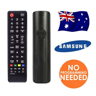 NEW Samsung LED Smart TV Remote Control Replacement AA59-00602A /AA5900602A AU