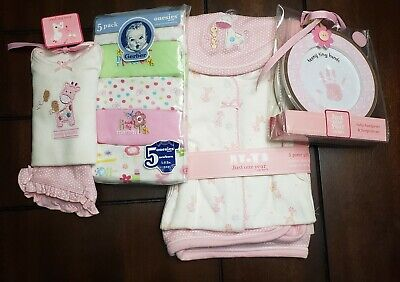 Brand New Lot of Baby  Newborn Gifts, Four Total