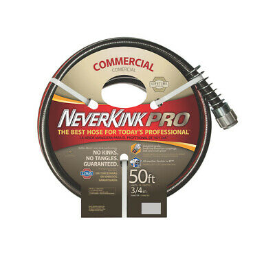 "Commercl Hose 3/4""X50'"