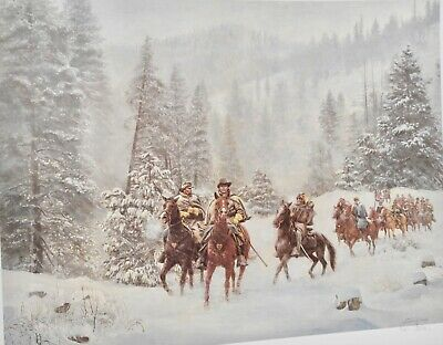Original Edition 1984 DON STIVERS, Nathan Bedford Forrest AP 5/50 (DS08)