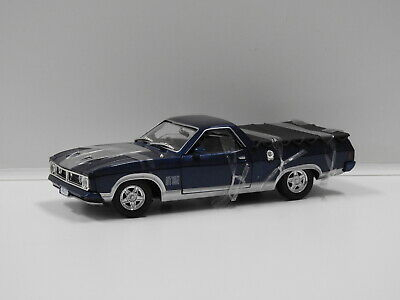 1:32 Ford XB Falcon GT Ute (Apollo Blue) OzLegends 32850B