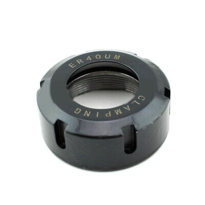 For CNC Milling Clamping Nuts Chuck Holder Spindle Round Accessory 40CR Steel
