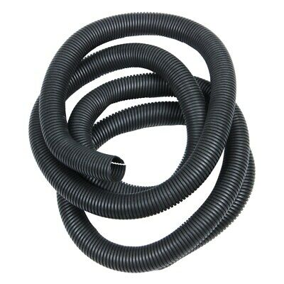 10 Ft 1 inch Split Wire Loom Conduit Polyethylene Tubing Black Color Sleeve P3P6