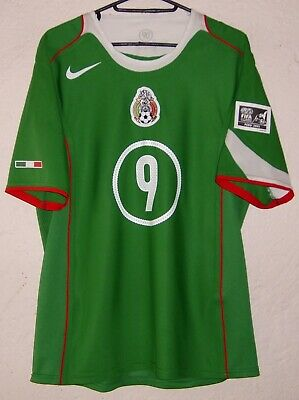 9b0ab5c586c Mexico Nike U17 World Cup Champions Carlos Vela Player Issue Home Soccer  Jersey