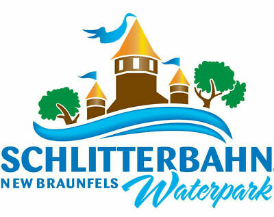 Schlitterbahn New Bruanfels One free Childs Admission W Adult purchase $51 Value