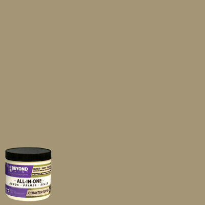 BEYOND PAINT  Matte  Khaki  Acrylic  All-In-One Paint  1 pt.
