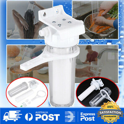 Whole house water filter system 1 micron Filter drinking water cleaning Healthy
