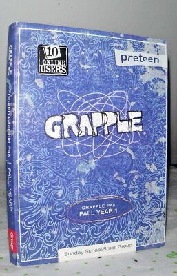 Grapple Preteen Grapple Pak Fall Year 1 (10 Online Usuarios)