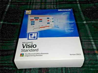 Visio Standard for Windows by Microsoft v02