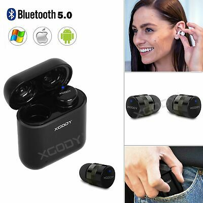 For Apple iPhone 6 7 8 Plus X Airpods Wireless Bluetooth 5.0 Earphone Headset
