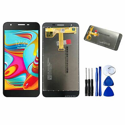 Full Black LCD Display Touch Screen Kits for Samsung Galaxy A2 Core 2019 SM-A260