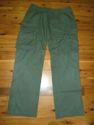 Boy Scouts Of America Youth Switchback Uniform Pants~~Size X-Large