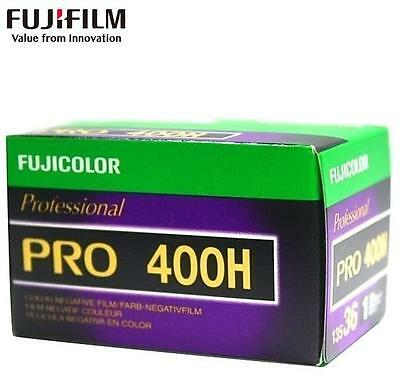 Fujifilm FUJI Fujicolor PRO 400H 135 35mm 36exp Color ISO 400 Negative Film US