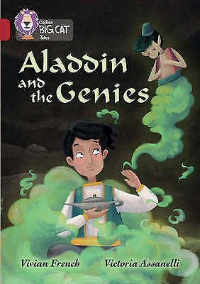 Aladdin and the Genies: Band 14/Ruby (Collins Big Cat), Collins Big Cat,French,