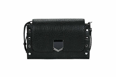 04aead2837 BORSE A SPALLA Jimmy Choo lockett Donna - Pelle (LOCKETTPETITESBK ...