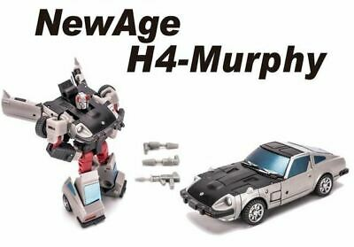 New NEWAGE Transformers Mini Warrior The Legendary Heroes H04 Murphy In Stock