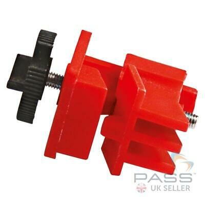 Lockout Lock Universal Multi-Pole Breaker Lockout