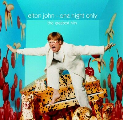 One Night Only: The Greatest Hits - Elton John (Album) [CD]