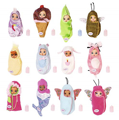 Zapf Creation 904060 Baby Born Surprise Doll Styles Vary-Multi Colours