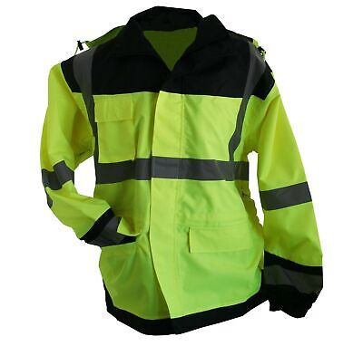 Forester ANSI Class 3 Rain Jacket Size Small